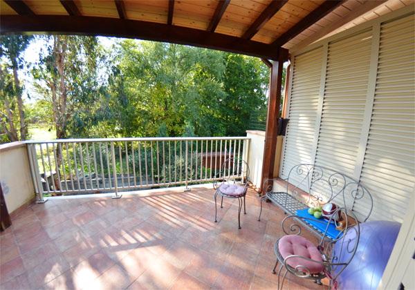 toskana ferienhaus mit eingezaunten garten pool internet With französischer balkon mit urlaub hund eingezäunten garten